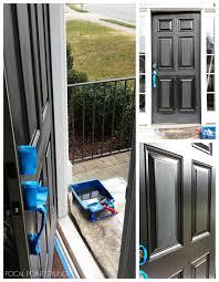 door design how to paint exterior doors painting an door guest