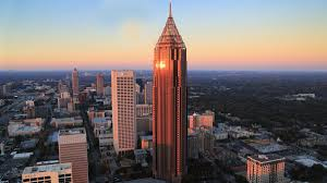 bank of america plaza hits the market atlanta business chronicle
