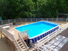 above ground pool steps for decks u2014 jburgh homes best discount