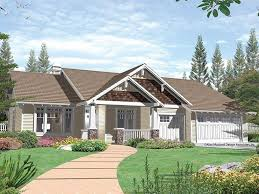 Cottage Plans With Garage Ranch Craftsman House Plans Design Ideas House Design And Office
