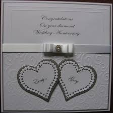 weddings cards 10 best diamond wedding cards images on wedding cards
