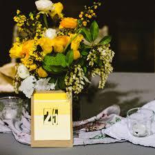 Wedding Table Number Ideas Unique Wedding Table Numbers Martha Stewart Weddings