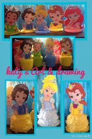 princess toddler decoraciones en foam pinterest princess