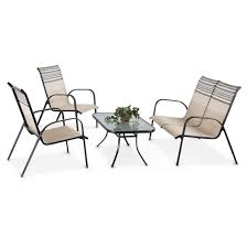 Castlecreek Patio Furniture by Famous Maker Patio Set 4 Piece 622707 Patio Furniture At