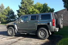 2006 hummer h3 adventure package with blown engine 93000 miles