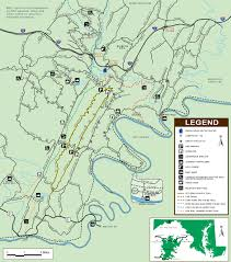 Ocean City Md Map Green Ridge State Forest Md Outdoor Adventures Pinterest