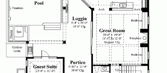 Mission House Plans Mission Style House Plans With Courtyard Courtyard Luxury Home