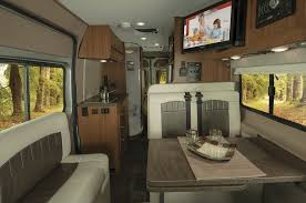 Winnebago Rialta Rv Floor Plans Winnebago Travato First Drive Motor Trend