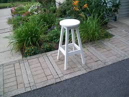 Amish Poly Outdoor Furniture by Poly Bar Stool From Dutchcrafters Amish Furniture