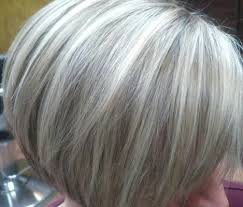 coloring gray hair with highlights hair highlights for gray highlighted hair hairstyles pinterest grey highlights