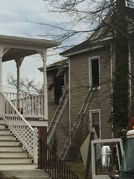 firefighters respond to house fire in highland park