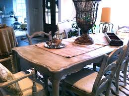country french dining room table home