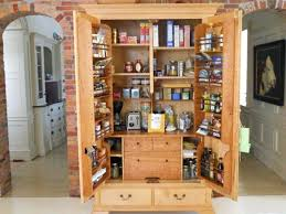 Kitchen Pantry Cabinets Free Standing Kitchen Pantry Cabinet Pantry Cabinet For Kitchen
