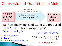 the mole ch 3 3 and ch ppt download