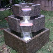 Indoor Standing Water Fountains by 20 Solar Water Fountain Ideas For Your Garden Garden Lovers Club