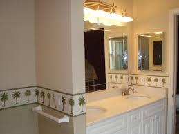 bathroom led light fixtures over mirror bathroom mirror light