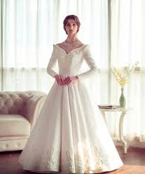 wedding dress material vintage gown wedding circelee wedding dress