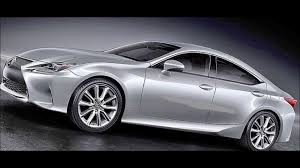 lexus sports car 2 door new lexus rc 4 door coupe youtube