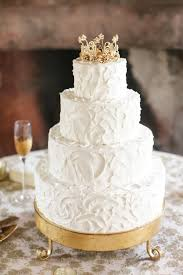 wedding cakes new orleans 16 gold wedding cake designs for modern and glamorous events