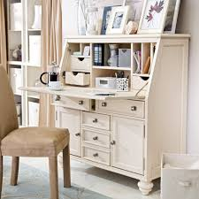 furniture appealing looks of small white writing desk offers