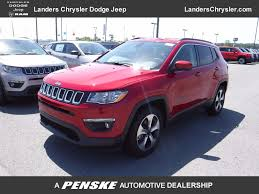 2017 new jeep compass 17 jeep compass 4dr suv latitude fwd at