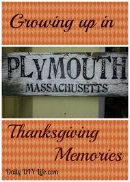 growing up in plymouth ma thanksgiving memories