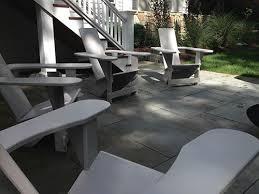 Westport Chair Loop Chair Modern Concrete Outdoor Chair