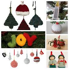 you still time to knit ornaments knitting