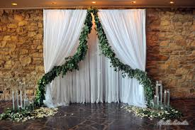 wedding altars non traditional wedding arches ceremony arches that are not