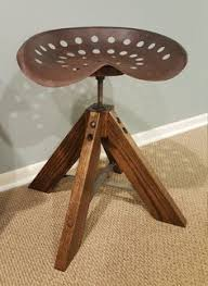 tractor seat stool do it yourself home projects from ana white
