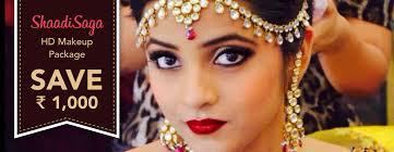 bridal makeup packages hd bridal makeup package in mumbai