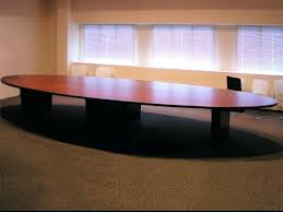 Large Oval Boardroom Table Paul Downs Cabinet Makers Motauto Club
