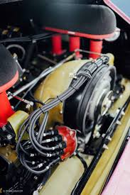 porsche rsr engine this pink 911rsr is a fully custom street legal factory race car