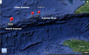 Grand Cayman Map Grand Cayman Island Vacation Travel Guide