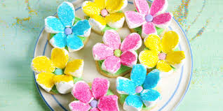 best marshmallow flower cookies recipe how to make marshmallow