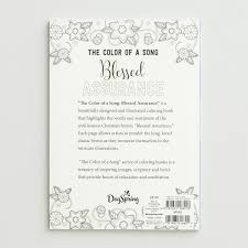 coloring pictures of books christian coloring book for adults the color of a song blessed