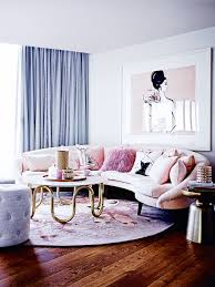 Decorating Items For Living Room by Living Room Decorating Ideas Fashionable Apartment In A Pastel