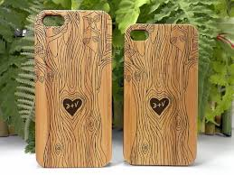 initials carved in tree iphone 6s plus or iphone 6 plus cover carved tree