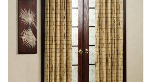 Patio Door Panel Curtains by Curtains Graceful Custom Sheer Door Panel Curtains Amusing Sheer