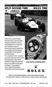 rolex magazine ads famous vintage rolex ads throughout history