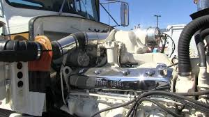 kenworth engines 1975 peterbilt 359 with a