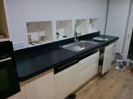 plan de travail cuisine beton plan de travail beton cire inconvenients avec plan travail cuisine
