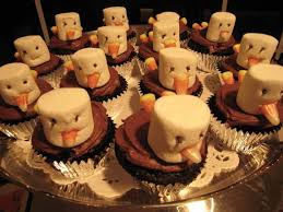 Thanksgiving Cake Decorating Ideas Easy Thanksgiving Cupcake Decorating Ideas Family Holiday Net