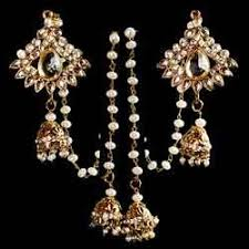 ear ring photo gold plated earring gold more exporter in mumbai id