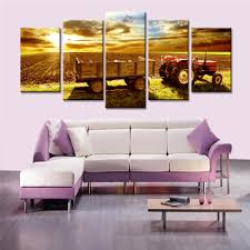 aliexpress com buy 5 pieces drop shipping wall canvas oil