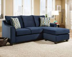 Simmons Sectional Sofas Epic Blue Sectional Sofa With Chaise 83 For Simmons Sleeper Sofa