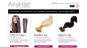 Hair Extensions Next Day Delivery by Airyhair Rated 3 5 Stars By 24 Consumers Https Airyhair Com