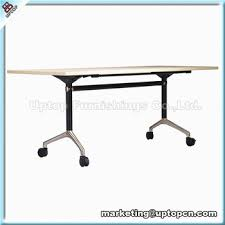 Narrow Conference Table Sp Ft406 Narrow Space Saving Foldable Movable Conference