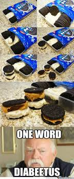 Oreo Memes - diabeetus memes best collection of funny diabeetus pictures
