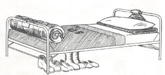 how to make a bed how to make your bed correctly the art of manliness